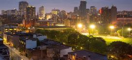نمای شهر تورنتو